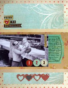 enjoy the adventure ***GLITZ DESIGN*** - Scrapbook.com