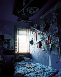 chidrens bedrooms from around the world- Rhiannon, 14, Darvel, Scotland- Rhiannon, 14, Darvel, Scotlandhttp://imconstance.com/childrens-rooms-around-the-world/