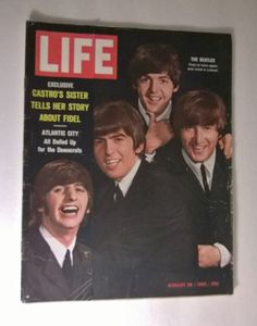 Beatles EXCELLENT cover of 1964 LIFE by BeatlesandBloomers on Etsy