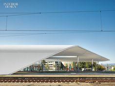 Открыть приюты воздуха автобусе омолодить Центральный транзитный узел в Германии