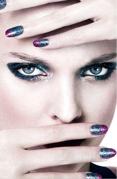 #Sephora #GlitterNails