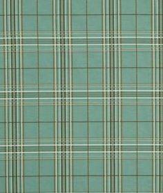 Robert Allen Elba Plaid Nile Fabric - $28.25 | onlinefabricstore.net