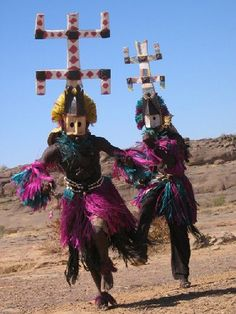 dogon dancers mali africa - Africa is a habit breaker. It teaches that the ideal of unalterable tradition is an illusion, that change itself is a tradition, maybe the great modern one.