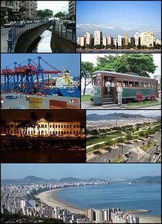 Santos - SP- Brasil- I Love it