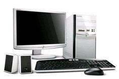 La computadora es una maquina electrónica capaz de almacenar información de manera conveniente y útil.