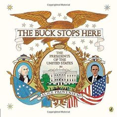 The-Buck-Stops-Here-Alice-Provensen-Puffin-Anglais-64-pages-Broche-05-12-2013-Bo
