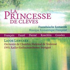 Various - La Princesse De Cleves/15 Portraits D'enfants D'Auguste Renoir/4 Vocalises, Pink