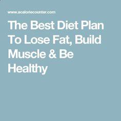 Healthy diet plan foods