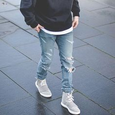 What you think about this #sneaker ? #yeezy750 [ http://ift.tt/1f8LY65 ] by royalfashionist