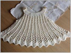 Crochet Baby Girl Dress Patterns
