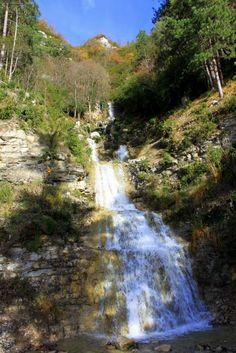 Nantua - Cascade du Palin - Ain dept. - Rhône-Alpes region, France      ...www.panoramio.com