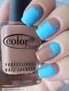 Nice nail ideas #nails #nailart