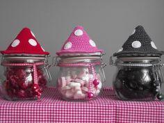 jolly jars hats #crochet
