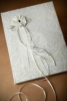 Handmade guest Book