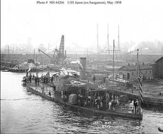 American Civil War, American History, Guerra Hispano-americana, Brown Water Navy, Us Navy Ships, Harpers Ferry, United States Navy, Sea And Ocean, Us History