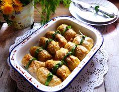 Постни сарми с ориз и булгур