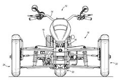 Harley Davidson Leaning Trike