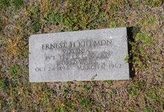 Ernest H Killmon 1894 thru 1962 VA PVT TRP 12 Cavalry World War I