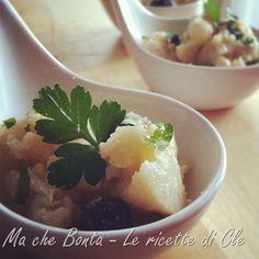 Cavolfiori stufati con le olive #ricetta di @wondercle