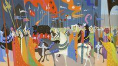 Art et Cancrelats: Eyvind Earle