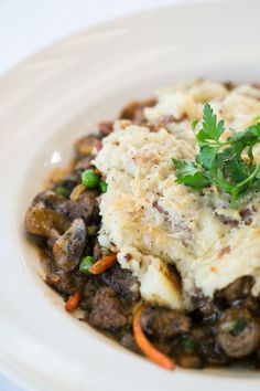 Shepherd's Pie - the ultimate comfort food!