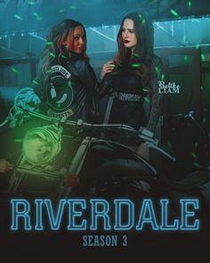 Шони♥🌈 #Riverdale #cherylblossom #veronicalodge #bettycooper #archieandrews #jugheadjones #madelainepetsch #lilireinhart #camilamendes…