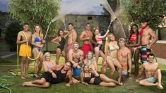 The cast of Big Brother Season 19