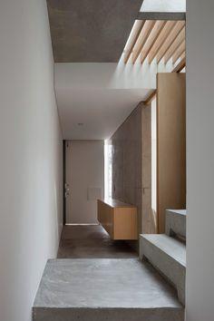 House in Midorigaoka par le studio d'architecture japonais Yutaka Yoshida Architect & Associates - Journal du Design