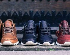 """Reebok Classic Leather Lux - """"Horween Brogue"""" Pack - Freshness Mag"""