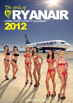 ryanair 2012 girls