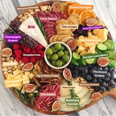 Want to steal the show at your next holiday gathering? Impress all your friends & family with an epic charcuterie platter! While my ideal cheese board is a compilation of items from just about every market in LA, ain't nobody got time to run from store-to-store over the holidays.&