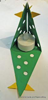 christmas tealight