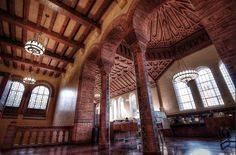 Powell Library UCLA - Los Angeles, California, USA