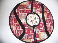 Cassarole Dish Carrier by TonyandLyndie on Etsy, $8.00
