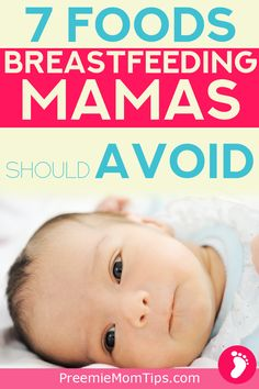 If your newborn baby is extra fussy, gassy, has an upset tummy, and can't seem to find comfort, then it could be what you're eating as a new mom! Check out these 7 potentially dangerous foods for breastfed babies new moms should totally avoid! Breastfeeding Nutrition, Breastfeeding Tips, Baby Newborn, Newborn Care, New Parent Advice, Parenting Advice, Upset Tummy, Premature Baby, Baby Comforter