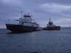 Ferry aground off Turkey | Maritime news | VesselFinder