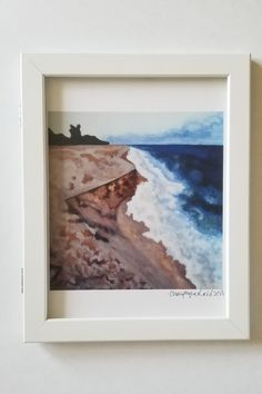 Bathroom Updates, Beach House Decor, Home Decor, Beach Art, Beach Themes, Fine Art Paper, Kitchen Ideas, Original Paintings, Art Prints