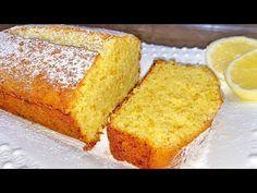 Cel mai delicios şi pufos chec pe care l-am mâncat vreodată/ Chec pufos cu lămâie!!!  Danutax - YouTube No Cook Desserts, Cornbread, Pudding, Cooking, Ethnic Recipes, Cakes, Food, Millet Bread, Kitchen