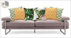 How to Decorate with Throw Pillows: https://www.rousetheroom.com/blogs/news/throw-pillows-html-2