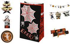 Halloween Party Supplies 2012