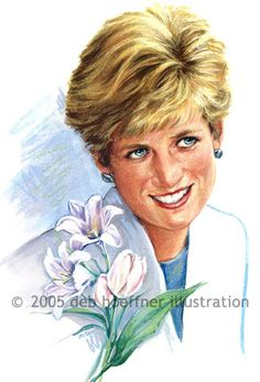 Diana, Princess of Wales 1961-1997
