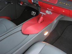 67 nova custom interior grey black tiburon goolsby customs seats console atl atlanta auto. Black Bedroom Furniture Sets. Home Design Ideas