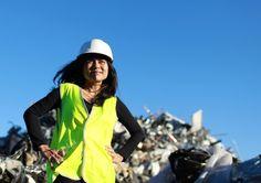 Green steel and the future of sustainable manufacturing in Australia - Engineer Veena Sahajwalla