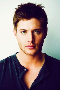 Jensen Ackles - Dean mmmhmm now where's Sam??