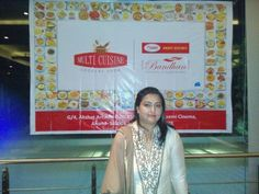 Prestige Bandhan, a multi-cuisine cookery show - held at Prestige Smart Kitchen store, Anand.