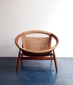 Illum Wikkelso Ringstol Chair