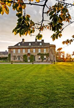 Babington House, Somerset | Spread out over 18 acres of lush English countryside, the 32-room Somerset outpost of London's Soho House, is a two-hour drive from the city but feels worlds away.