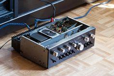 Speaker Amplifier, Audio Sound, Vacuum Tube, Audiophile, Technology, Electronics, Vintage, Tech, Tecnologia