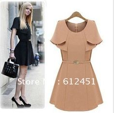 Free Shipping/The new Europe and the United States women's star shawl waist was thin dress get belts-in Dresses from Apparel & Accessories on Aliexpress.com