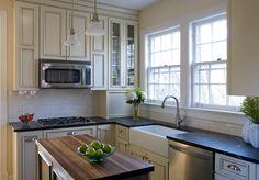 1940 decorating style   westmeade, 1940s brick cottage: kitchen remodel   Beth Haley Design ...